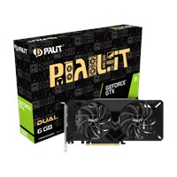 Palit GeForce GTX 1660 6GB Dual Boost Graphics Card