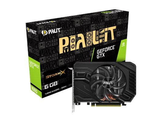 Palit GeForce GTX 1660 StormX 6GB Graphics Card