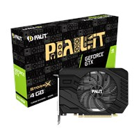 Palit GeForce GTX 1650 SUPER 4GB StormX Boost Graphics Card
