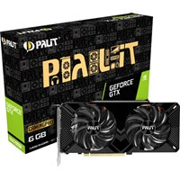 Palit GeForce GTX 1660 SUPER 6GB GP Boost Graphics Card