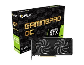 Palit GeForce RTX 2060 SUPER GamingPro OC 8GB
