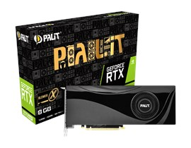 Palit GeForce RTX 2070 SUPER X 8GB Graphics Card