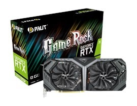 Palit GeForce RTX 2070 SUPER GameRock 8GB