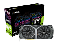 Palit GeForce RTX 2080 8GB GameRock Boost Graphics Card