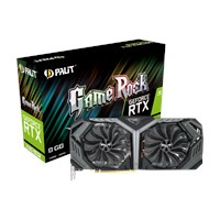 Palit GeForce RTX 2080 SUPER 8GB GameRock Boost Graphics Card