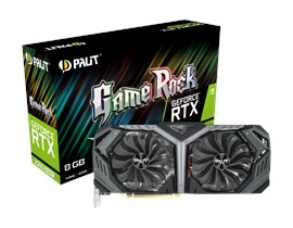 Palit GeForce RTX 2080 SUPER GameRock 8GB