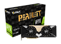 Palit GeForce RTX 2080 Ti 11GB Dual Boost Graphics Card