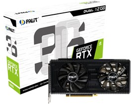 Palit GeForce RTX 3060 Dual 12GB GPU