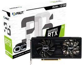 Palit GeForce RTX 3060 Dual 12GB OC GPU
