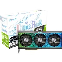 Palit GeForce RTX 3090 24GB GameRock Boost Graphics Card