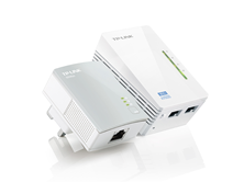 TP-Link TL-WPA4220 KIT v1.2 WiFi Powerline Kit