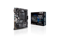 ASUS PRIME B450M-A mATX Motherboard for AMD AM4 CPUs