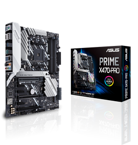 ASUS PRIME X470-PRO AMD Socket AM4 Motherboard