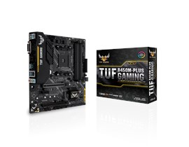 ASUS TUF B450M-PLUS GAMING AMD Motherboard