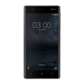 Nokia 3 (5 inch) Mobile Phone (Black)