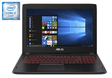 "ASUS FX502VM 15.6"" 16GB 1TB Core i7 Gaming Laptop"