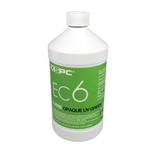 XSPC EC6 Opaque UV Green Pre-mixed Coolant