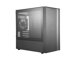 Cooler Master MasterBox NR400 Gaming Case - Black