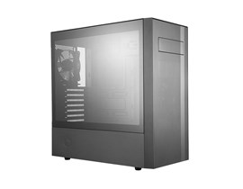 Cooler Master MasterBox NR600 Gaming Case - Black