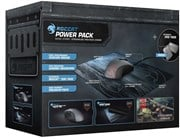 ROCCAT Naval Storm Military Power Pack Streamline Pro-Pack Combo, Kone Pure + Sense (ROC-16-226)