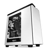 NZXT H440 White / Black Mid Tower Case