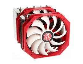 Raijintek Tisis Dual Element Extreme CPU Cooler
