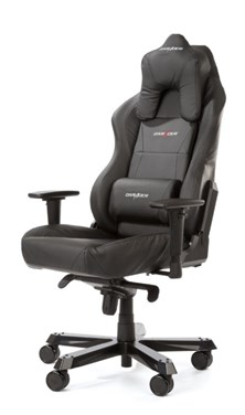 DXRacer Wide Series Gaming Chair (Black)