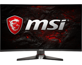 "MSI Optix MAG27C 27"" Full HD 144Hz Curved Monitor"