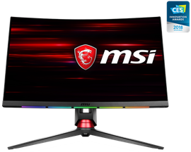 "MSI Optix MPG27CQ 27"" QHD LED 144Hz Curved Monitor"