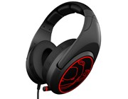 Ozone Ekho H80 RGB Illuminated USB Gaming Headset (Black)