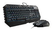 Cooler Master CM Storm Octane Gaming Keyboard and Mouse Bundle with Multi LED
