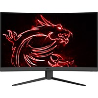 MSI Optix G27CQ4 27 inch 1ms Gaming Curved Monitor - 2560 x 1440