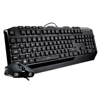 Cooler Master Devastator 3 Gaming Keyboard and Mouse Combo (UK)