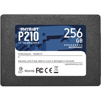 Patriot P210 2.5 256GB SATA III Solid State Drive