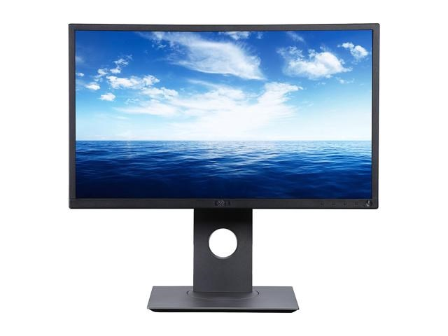 Dell P2217H 21 5 inch LED IPS Monitor - Full HD 1080p, 6ms, HDMI