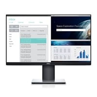 Dell P2419H 23.8 inch LED IPS Monitor - Full HD 1080p, 8ms, HDMI
