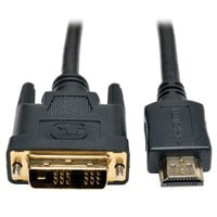 Tripp Lite (0.91m) HDMI to DVI Cable Digital Monitor Adaptor Cable (HDMI to DVI-D M/M)