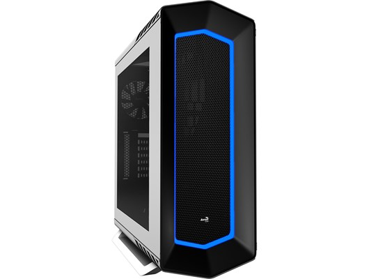Aerocool P7C1 Mid Tower Chassis (White) *Open Box*