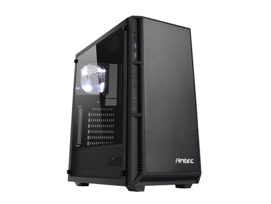 Antec P8 Mid Tower Gaming Case - Black