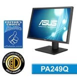 Asus PA249Q (24 inch) LCD Monitor  80000000:1 350 cd/m2 1920 x 1200 6ms HDMI DVI VGA DisplayPort