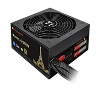 Thermaltake Paris 650W Modular Power Supply 80 Plus Gold
