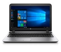 HP ProBook 450 G3 15.6 Laptop - Core i3 2.3GHz, 8GB RAM, 256GB SSD
