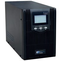 Powercool Smart UPS 2000VA 2 x UK Plug 4 x IEC RJ45 x 2 USB LCD Display
