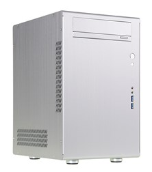 Lian Li PC-Q11A Silver Case