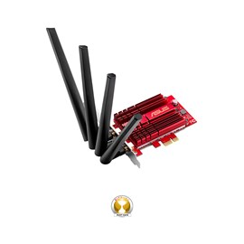 ASUS PCE-AC88 2100Mbps PCI Express WiFi Adapter
