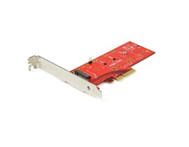 StarTech.com x4 PCI Express to M.2 PCIe SSD Adaptor