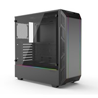 Phanteks Eclipse P350X Mid Tower Gaming Case - Black USB 3.0