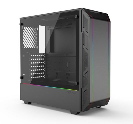 Phanteks Eclipse P350X Mid Tower Case - Black