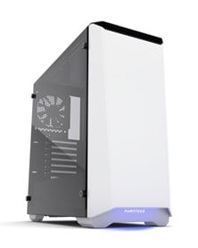 Phanteks Eclipse P400S Glass White Case