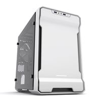 Phanteks Evolv ITX Tempered Glass ITX Gaming Case - White USB 3.0